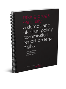 UKDPC » Taking drugs seriously: a Demos and UKDPC report on